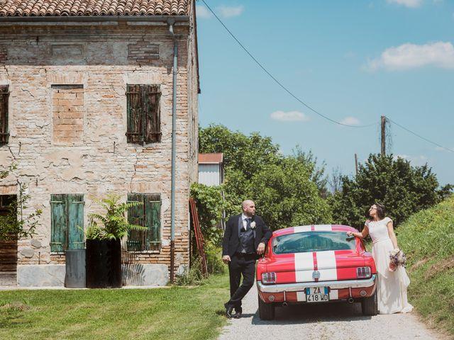 Il matrimonio di Alberto e Giulia a Reggio nell'Emilia, Reggio Emilia 1