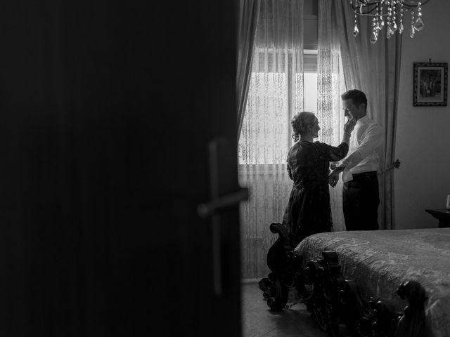 Il matrimonio di Valentina e Salvio a Partinico, Palermo 1