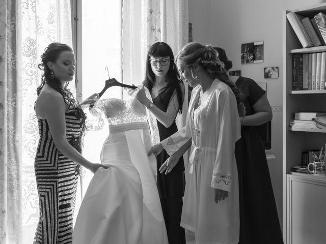 Il matrimonio di Valentina e Salvio a Partinico, Palermo 6