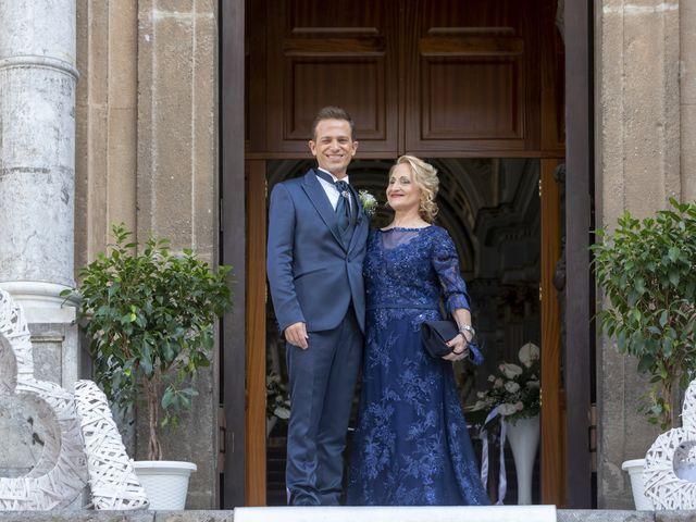 Il matrimonio di Valentina e Salvio a Partinico, Palermo 19