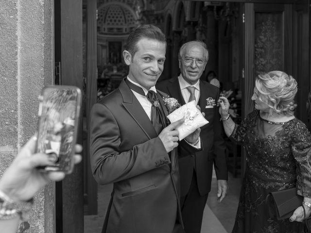 Il matrimonio di Valentina e Salvio a Partinico, Palermo 20