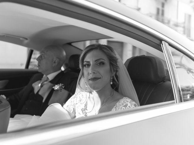 Il matrimonio di Valentina e Salvio a Partinico, Palermo 22