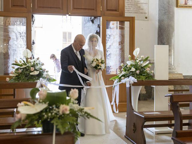 Il matrimonio di Valentina e Salvio a Partinico, Palermo 23