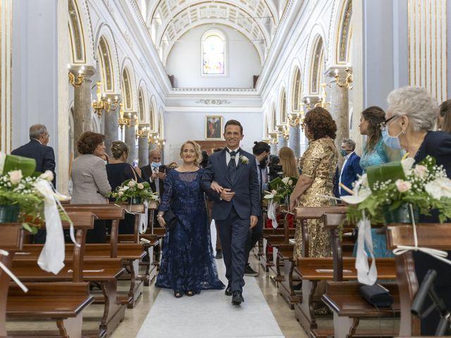 Il matrimonio di Valentina e Salvio a Partinico, Palermo 24