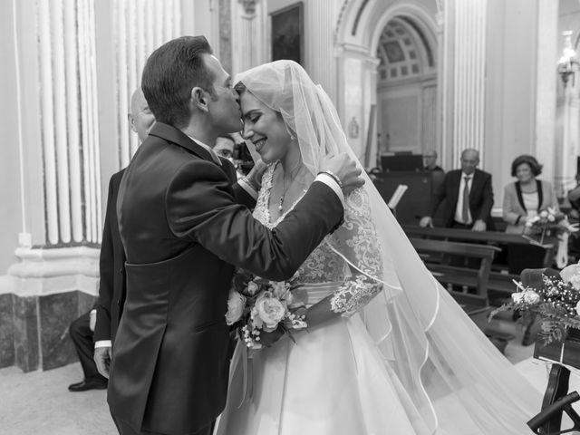 Il matrimonio di Valentina e Salvio a Partinico, Palermo 25