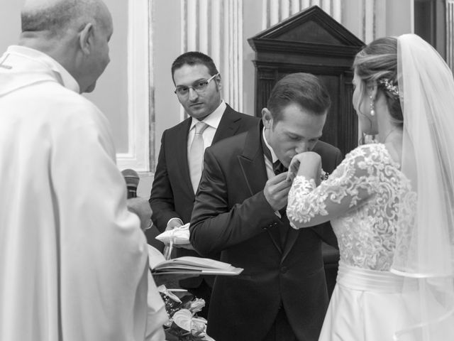 Il matrimonio di Valentina e Salvio a Partinico, Palermo 28