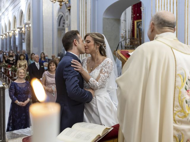 Il matrimonio di Valentina e Salvio a Partinico, Palermo 29