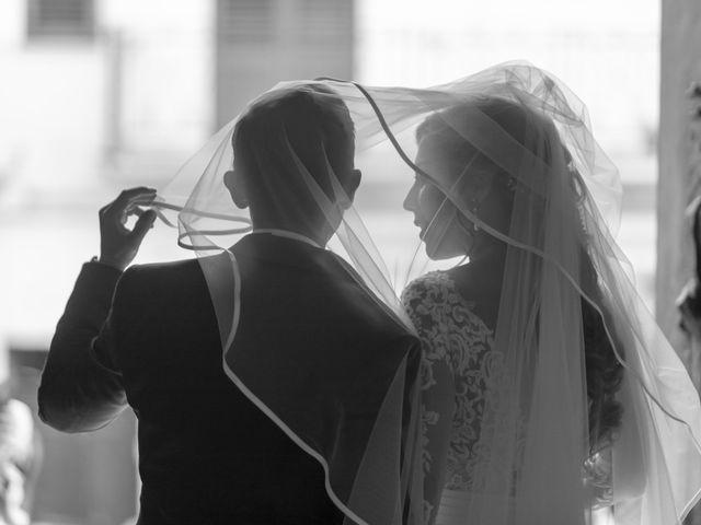 Il matrimonio di Valentina e Salvio a Partinico, Palermo 31
