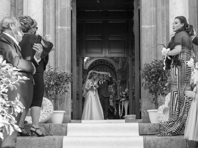 Il matrimonio di Valentina e Salvio a Partinico, Palermo 33