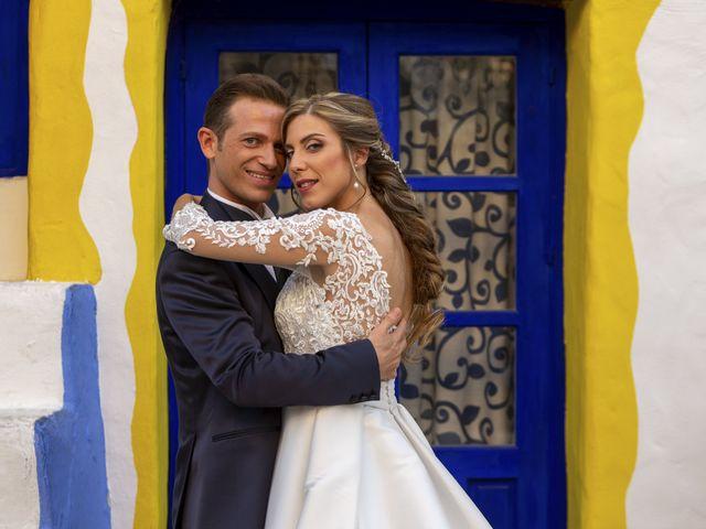 Il matrimonio di Valentina e Salvio a Partinico, Palermo 36