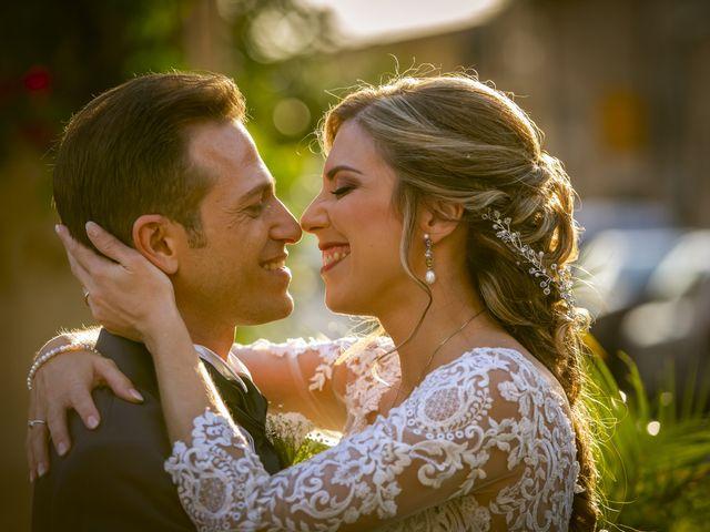 Il matrimonio di Valentina e Salvio a Partinico, Palermo 37