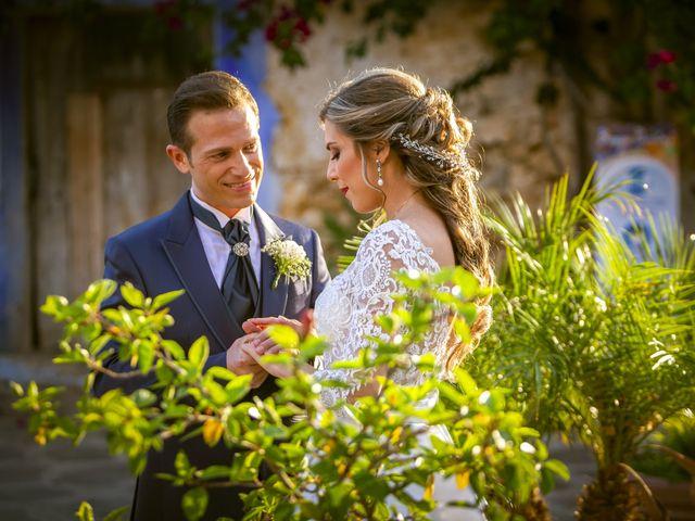 Il matrimonio di Valentina e Salvio a Partinico, Palermo 38