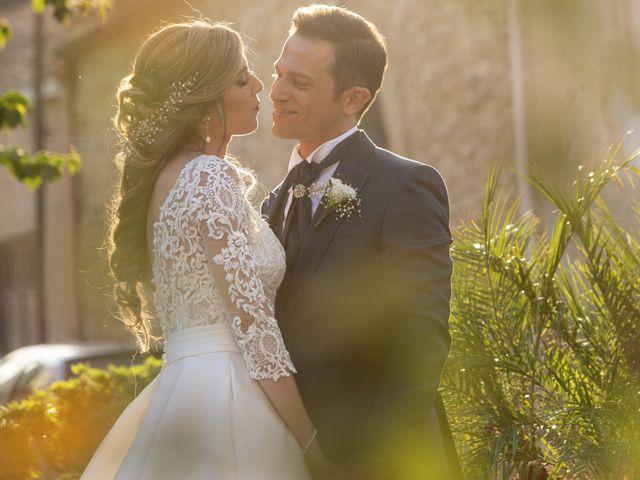 Il matrimonio di Valentina e Salvio a Partinico, Palermo 41