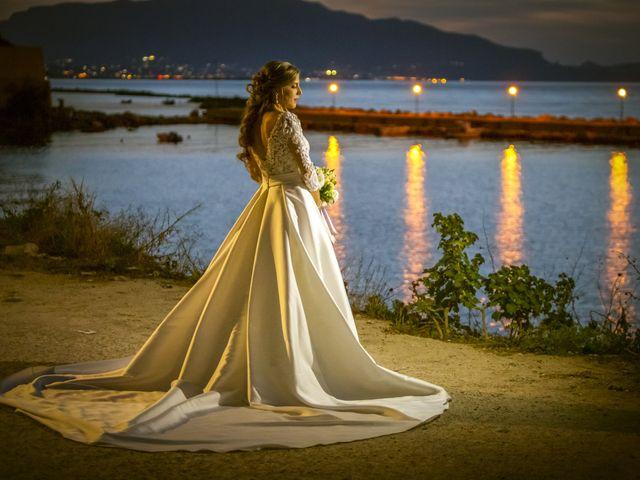 Il matrimonio di Valentina e Salvio a Partinico, Palermo 43