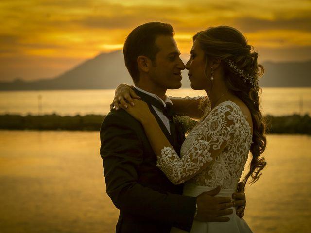 Il matrimonio di Valentina e Salvio a Partinico, Palermo 44