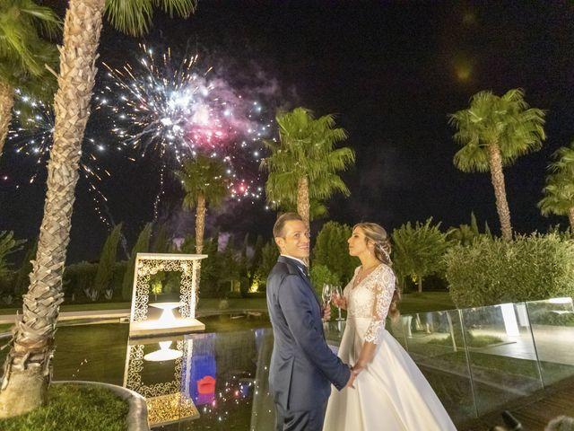 Il matrimonio di Valentina e Salvio a Partinico, Palermo 47
