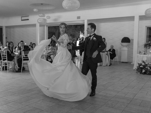 Il matrimonio di Valentina e Salvio a Partinico, Palermo 49
