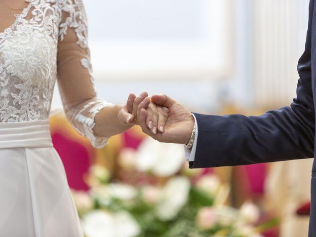Il matrimonio di Valentina e Salvio a Partinico, Palermo 52