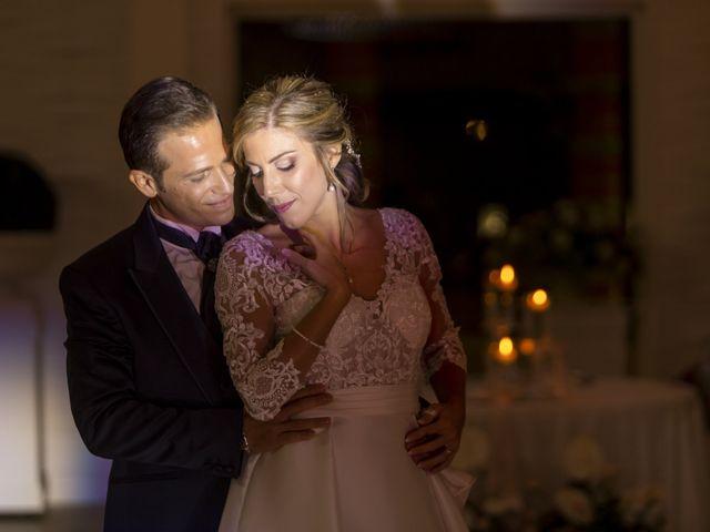 Il matrimonio di Valentina e Salvio a Partinico, Palermo 54