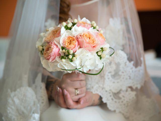 Il matrimonio di Vanessa e Danilo a Termoli, Campobasso 17