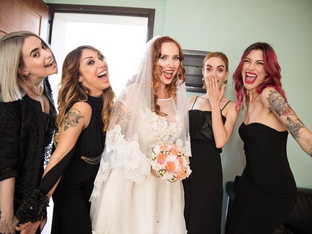 Il matrimonio di Vanessa e Danilo a Termoli, Campobasso 19