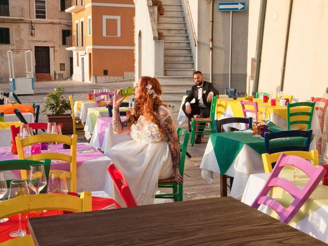 Il matrimonio di Vanessa e Danilo a Termoli, Campobasso 36