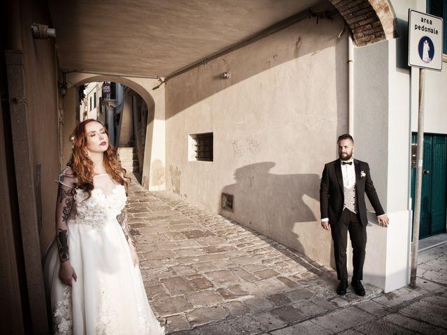 Il matrimonio di Vanessa e Danilo a Termoli, Campobasso 37