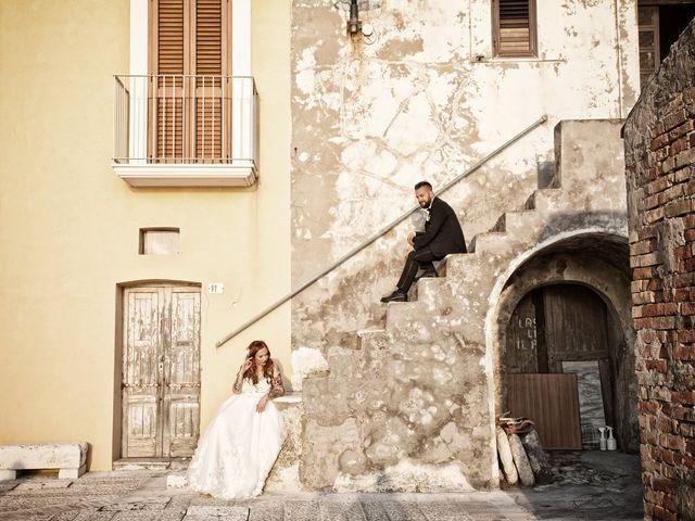 Il matrimonio di Vanessa e Danilo a Termoli, Campobasso 38