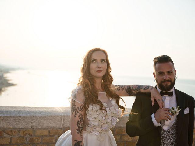 Il matrimonio di Vanessa e Danilo a Termoli, Campobasso 40