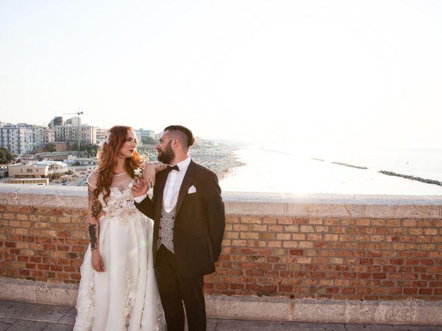 Il matrimonio di Vanessa e Danilo a Termoli, Campobasso 41