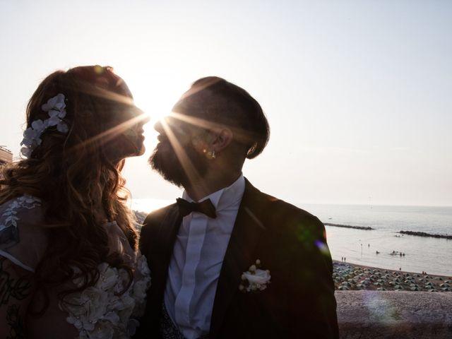 Il matrimonio di Vanessa e Danilo a Termoli, Campobasso 43