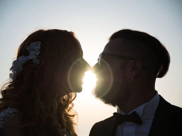 Il matrimonio di Vanessa e Danilo a Termoli, Campobasso 44