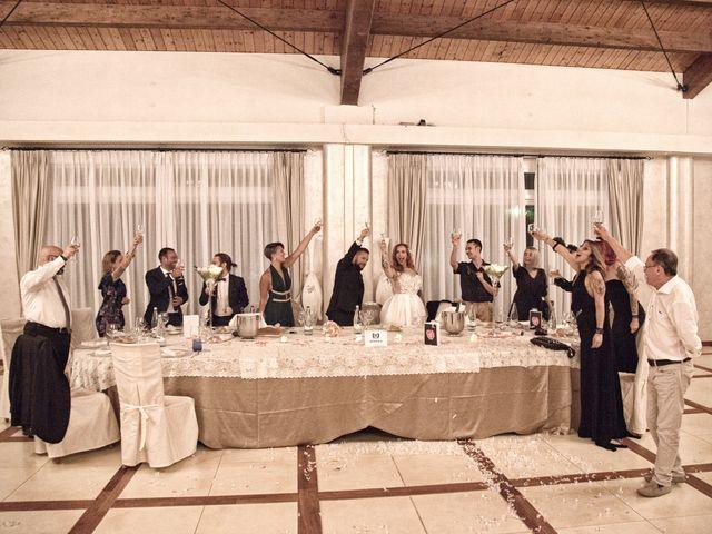 Il matrimonio di Vanessa e Danilo a Termoli, Campobasso 45