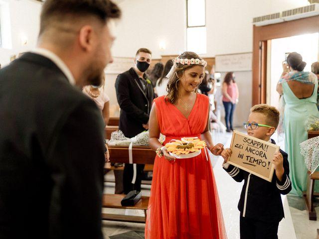 Il matrimonio di Alessandra e Alfredo a Napoli, Napoli 17