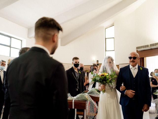Il matrimonio di Alessandra e Alfredo a Napoli, Napoli 18