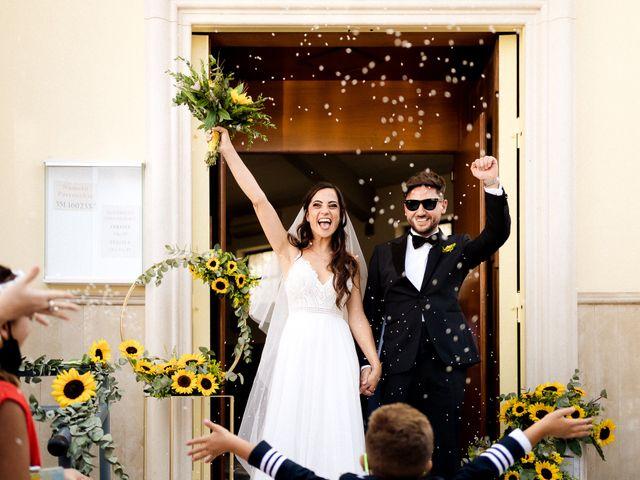 Il matrimonio di Alessandra e Alfredo a Napoli, Napoli 21
