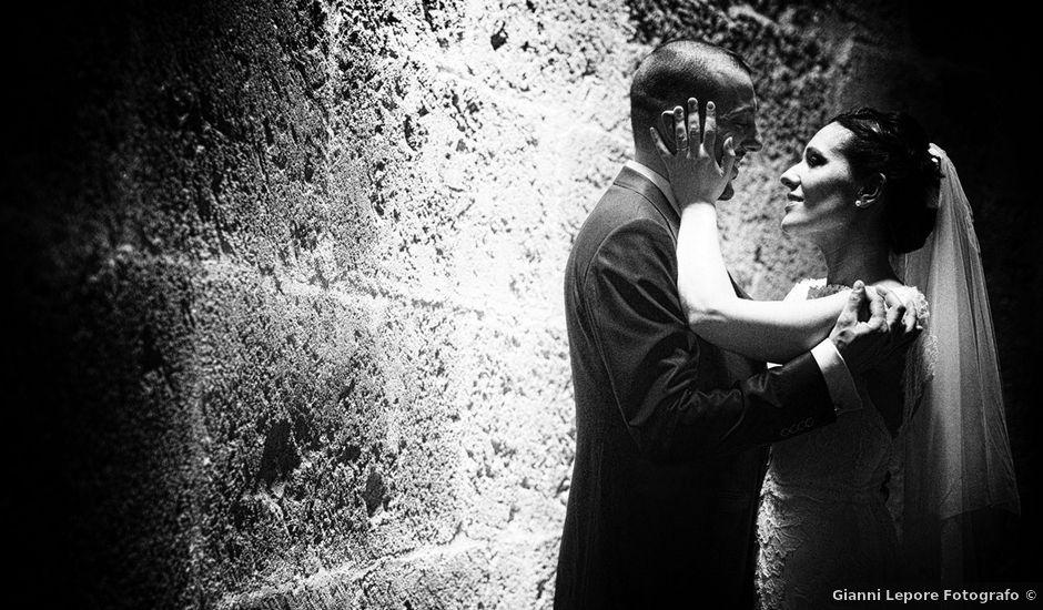 Il matrimonio di Pasquale e Tiziana a Lucera, Foggia