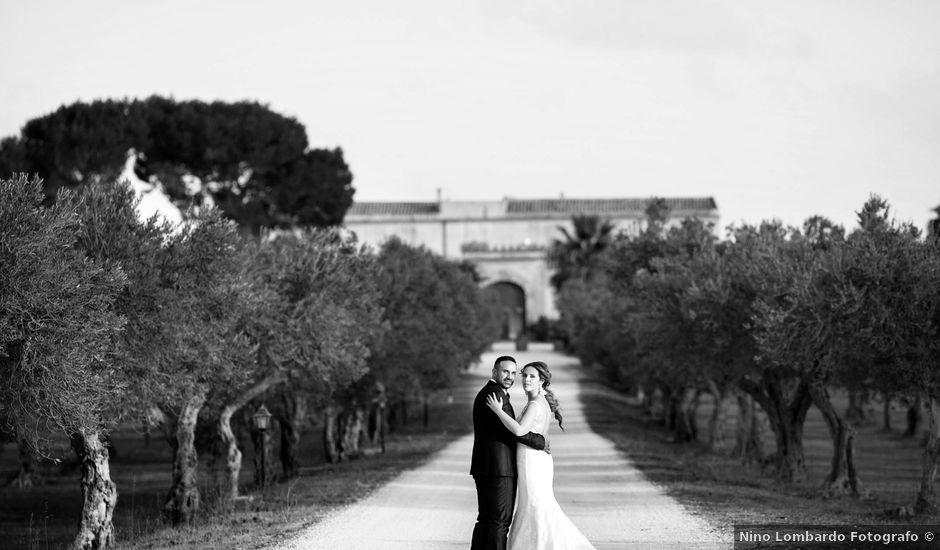 Il matrimonio di Mario e Simona a Trapani, Trapani