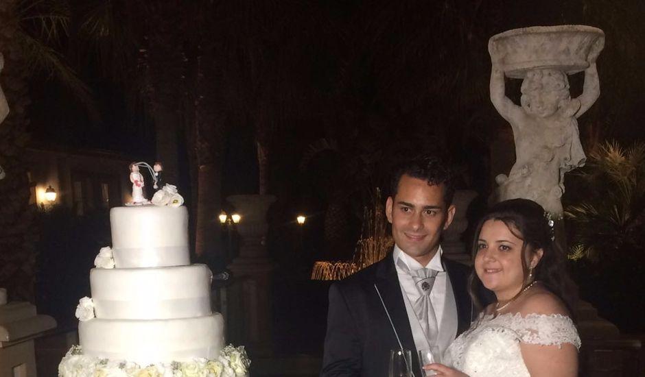 Il matrimonio di rossella e giuseppe a Palermo, Palermo