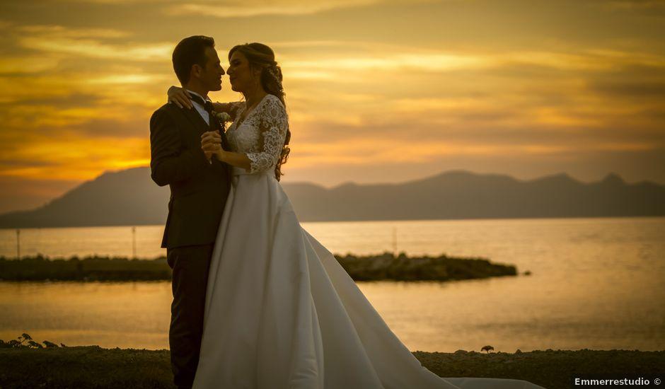 Il matrimonio di Valentina e Salvio a Partinico, Palermo