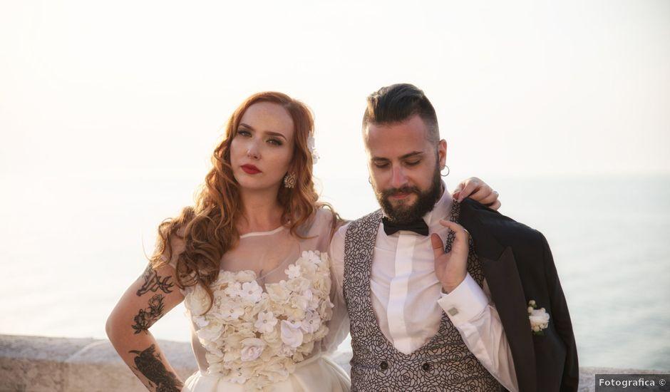 Il matrimonio di Vanessa e Danilo a Termoli, Campobasso