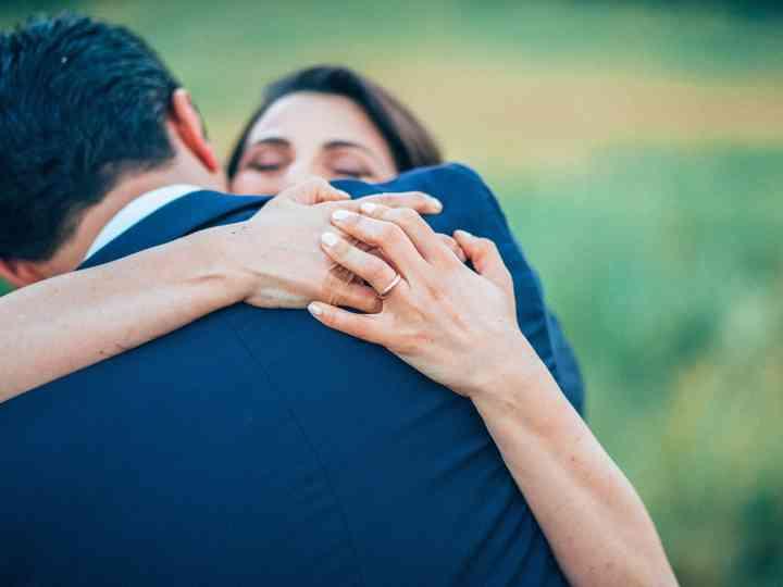 Le nozze di Katiuscia e Andrea