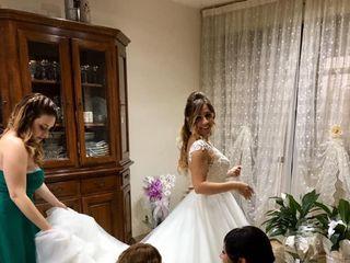Le nozze di Araya e Manuel 1