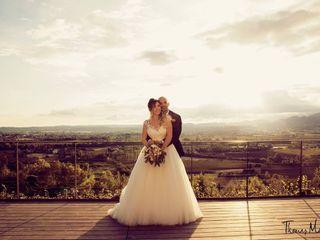 Le nozze di Araya e Manuel