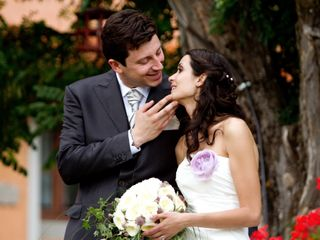 Le nozze di Manuel e Ilaria