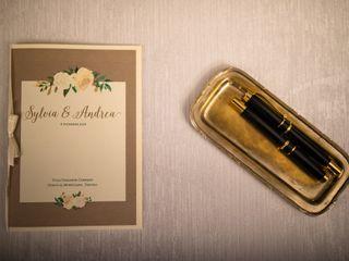 le nozze di Sylvia e Andrea 1