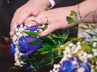 Le nozze di Myra e Sandro