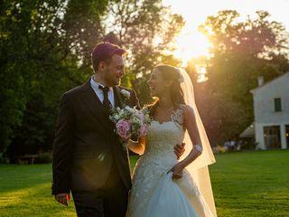Le nozze di Elisa e Stefano