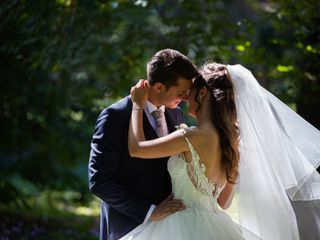 Le nozze di Aurora e Andrea