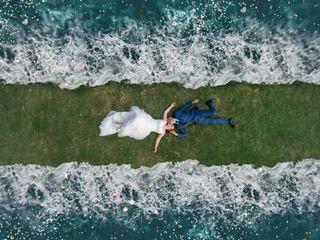 Le nozze di Marcela e Stefano